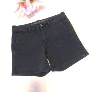 "American Eagle ""Midi"" Shorts Size 6"